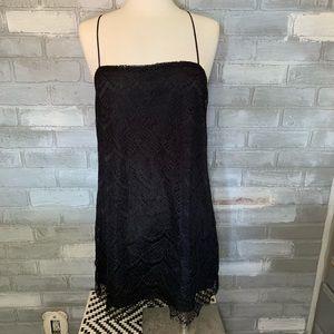 NWT Cotton Candy LA | Lace Slip style  dress Small
